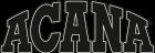 Логотип Acana