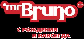 Логотип Mr. Bruno