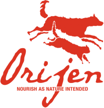Логотип Orijen