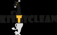 Логотип Kitty Clean
