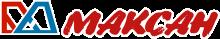 Логотип Максан