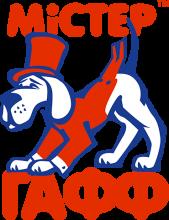 Логотип Мiстер ГаФФ