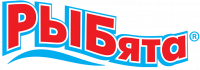 Логотип Рыбята