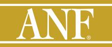 Логотип ANF