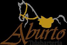Логотип Aburto Talabarteria