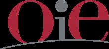 Логотип OIE