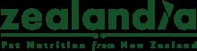 Логотип Zealandia