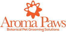 Логотип Aroma Paws