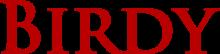 Логотип Birdy