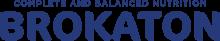 Логотип Brokaton