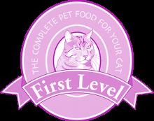 Логотип First Level Cat