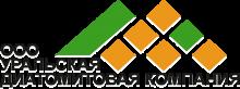 Логотип Уральская диатомитовая компания