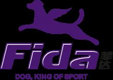 Логотип Fida