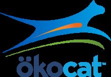 Логотип Oko Cat