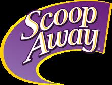 Логотип Scoop Away