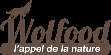 Логотип Wolfood