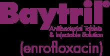 Логотип Baytril