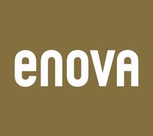 Логотип Enova