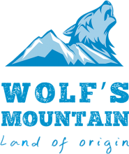 Логотип Wolf's Mountain