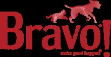 Логотип Bravo!