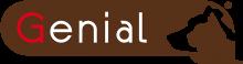 Логотип Genial