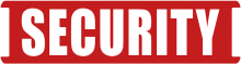 Логотип Security