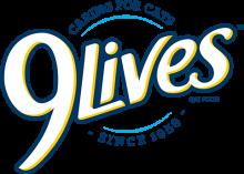 Логотип 9 lives