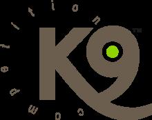 Логотип K9 Competition