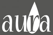Логотип Aura