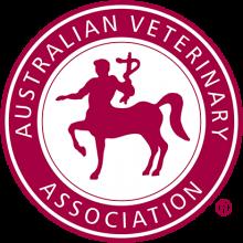 Логотип Australian Veterinary Association