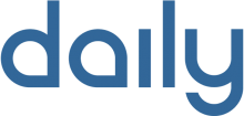 Логотип Daily