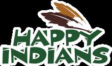Логотип Happy Indians