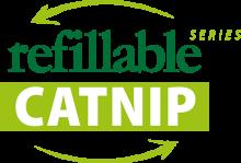Логотип Refillable Catnip