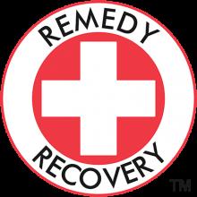 Логотип Remedy+Recovery
