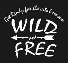 Логотип Wild and Free