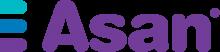 Логотип Asan