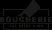 Логотип Boucherie