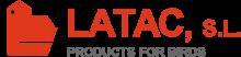 Логотип Latac