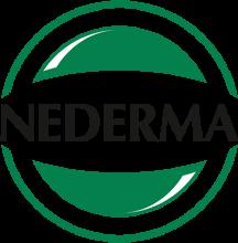 Логотип Nederma