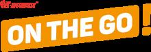 Логотип ON THE GO!