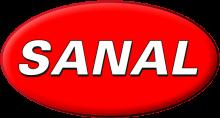 Логотип Sanal