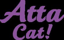 Логотип Atta Cat!
