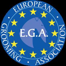 Логотип European Grooming Association