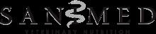 Логотип Sanimed