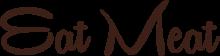 Логотип Eat Meat
