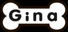 Логотип Gina