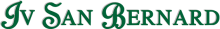 Логотип Iv San Bernard