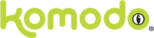 Логотип Komodo
