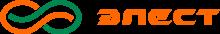 Логотип Элест