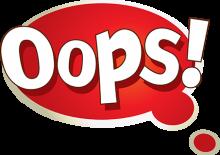 Логотип Oops!
